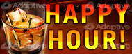 48 X 128 Happy Hour