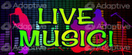 64 X 128 Live Music