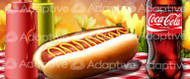48 X 96 Hot Dogs