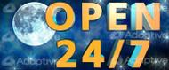 48 X 128 Open 24/7