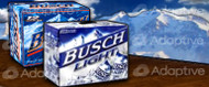 64 X 128 Busch Light