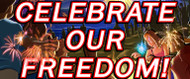 32 X 112 Celebrate Our Freedom