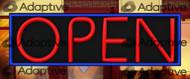 48 X 128 Open