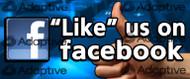 64 X 128 Like us on Facebook