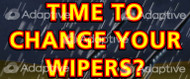 32 X 112 Change Your Wipers