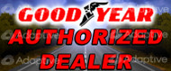 48 X 96 Authorized Goodyear Dealer