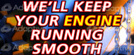 48 X 96 Keep Your Engine Running Smooth