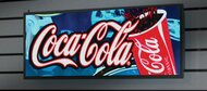 """Dimensions:  30""""L x 10.7""""H x 3.2""""D Product is intended for indoor messaging; text and / or graphics. Comes complete with Ooh!Media Software capable of handling bmp, gif, jpeg png, avi, mpg, & wmv file formats. Includes built in Ethernet and USB port for file updates when using Ooh!Media Software."""