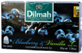 Dilmah Blueberry & Vanilla Flavoured  Black Tea 20bags