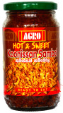 Agro Hot & Sweet Koonissan Sambol 325g