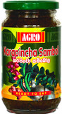 Agro Karapincha Sambol 325g