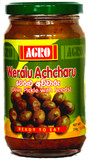 Agro Weralu Achcharu (Olive Pickle With Seeds)