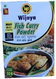 Wijaya Milky Fish Curry Powder 50g