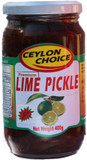 Ceylon Choice Lime Pickle 400g