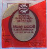 Harischandra Masala Puppodums 70g