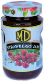 MD Strawberry Jam 485g