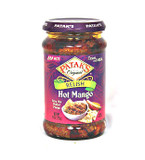 Pataks Hot Mango Relish 283g