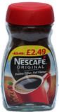 Nescafe original 100g