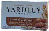 Yardley Oatmeal & Almond Moisturizing Bath Bar 120g