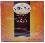 twinings Earl Grey Black tea bags