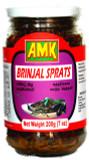 AMK Brinjal & Sprats 350g