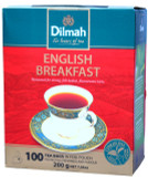 Dilmah English Breakfast 100 Tea Bags