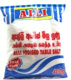 Alli Iodised Table Salt 400g