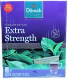 Dilmah Extra Strength 100 Tea bags