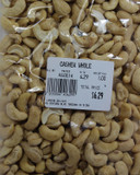 Raw Cashew Nuts 1lb