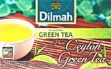 Dilmah Ceylon Green Tea /20 Bags