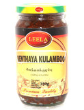 Leela Venthaya Kulamboo 350g