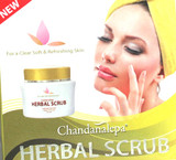Chandanalepa Herbal Scrub 25g