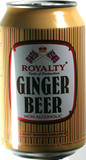 Royalty Ginger Beer 330 ml