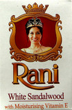 Rani White Sandalwood Soap