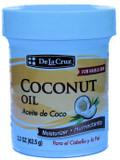 De La Cruz Coconut Oil 2.2 OZ