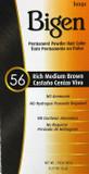 Bigen 56 Rich Medium Brown Color