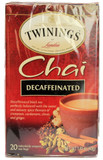 Twinings Chai Decaffeinated 20 Tea bags