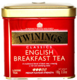 Twinngs English Breakfast Loose Tea 100g