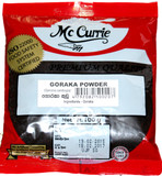 Mc Currie Goraka Powder 100g