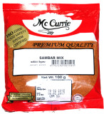 MC Currie Sambar Mix 100g