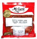 Mc Currie Katta Sambol Mix 100g