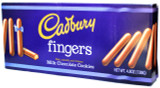 Cadbury Fingers Milk Chocolate 4.8 Oz