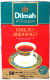 Dilmah English breakfast 50 Tea Bags