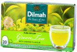 Dilmah Green tea with Natural Jasmine Flavoured 20 tea bags