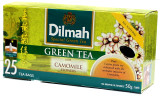 Dilmah Green Tea With Camomile Flowers 20 Bags