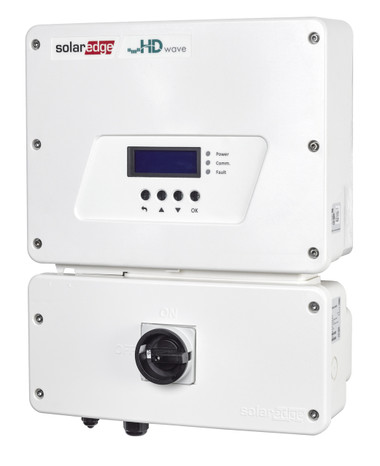 HD-Wave Inverter 1ph, 7.6kW, (-25°C)