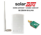 SolarEdge SE-ZBGW-B-S1-NA Home Gateway + ZigBee Card Kit