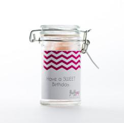 Fluffpop Artisanal Cotton Candy | Happy Birthday