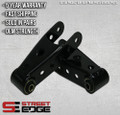 "Street Edge 88-00 Chevy Silverado/GMC Sierra 3500 1"" Rear Lowering Shackle Set"