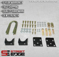 "Street Edge 95-02 Chevy Astro/GMC Safari 2WD 3.5"" Flip Kit"